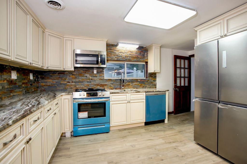 Kitchen for Flip Home