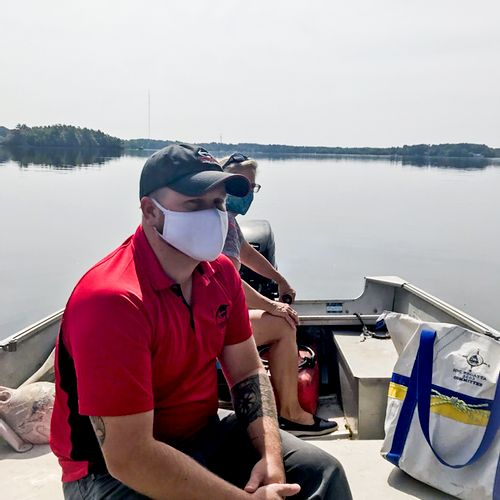 Safety first when you need to take a boat to remove bats from a home in MA.