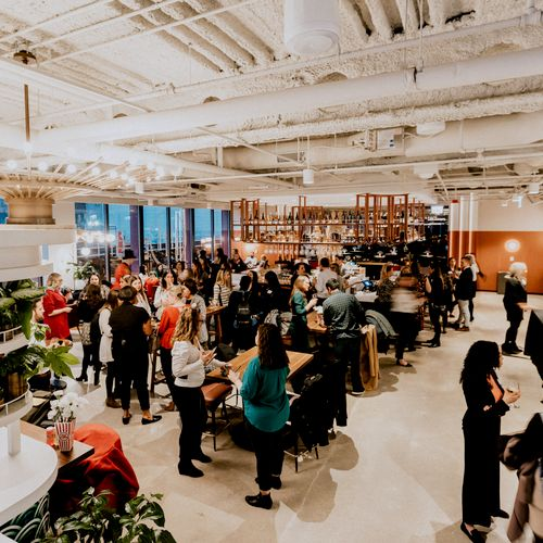 Chicago Hospitality Event @ Hayden Hall