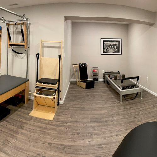 Pilates with Vanessa-Fully Equipped Studio