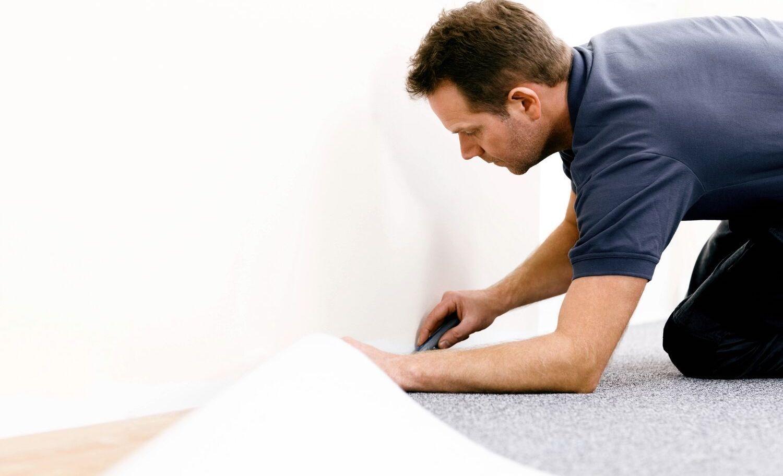 replacing vinyl floors