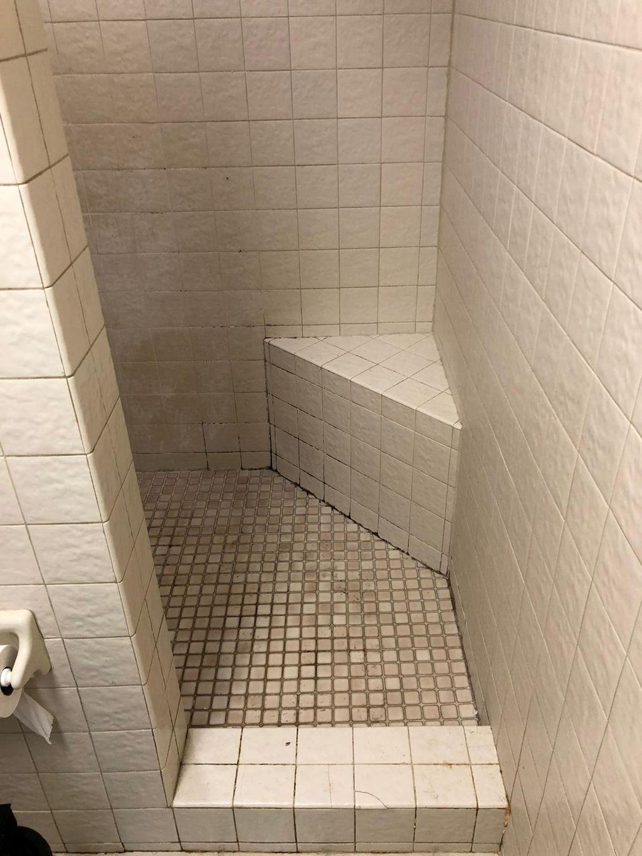 Bathroom Grout Restoration
