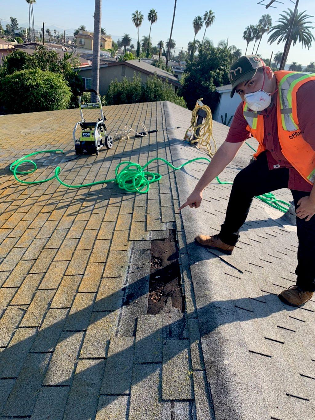 Primitive Repair & Roofing
