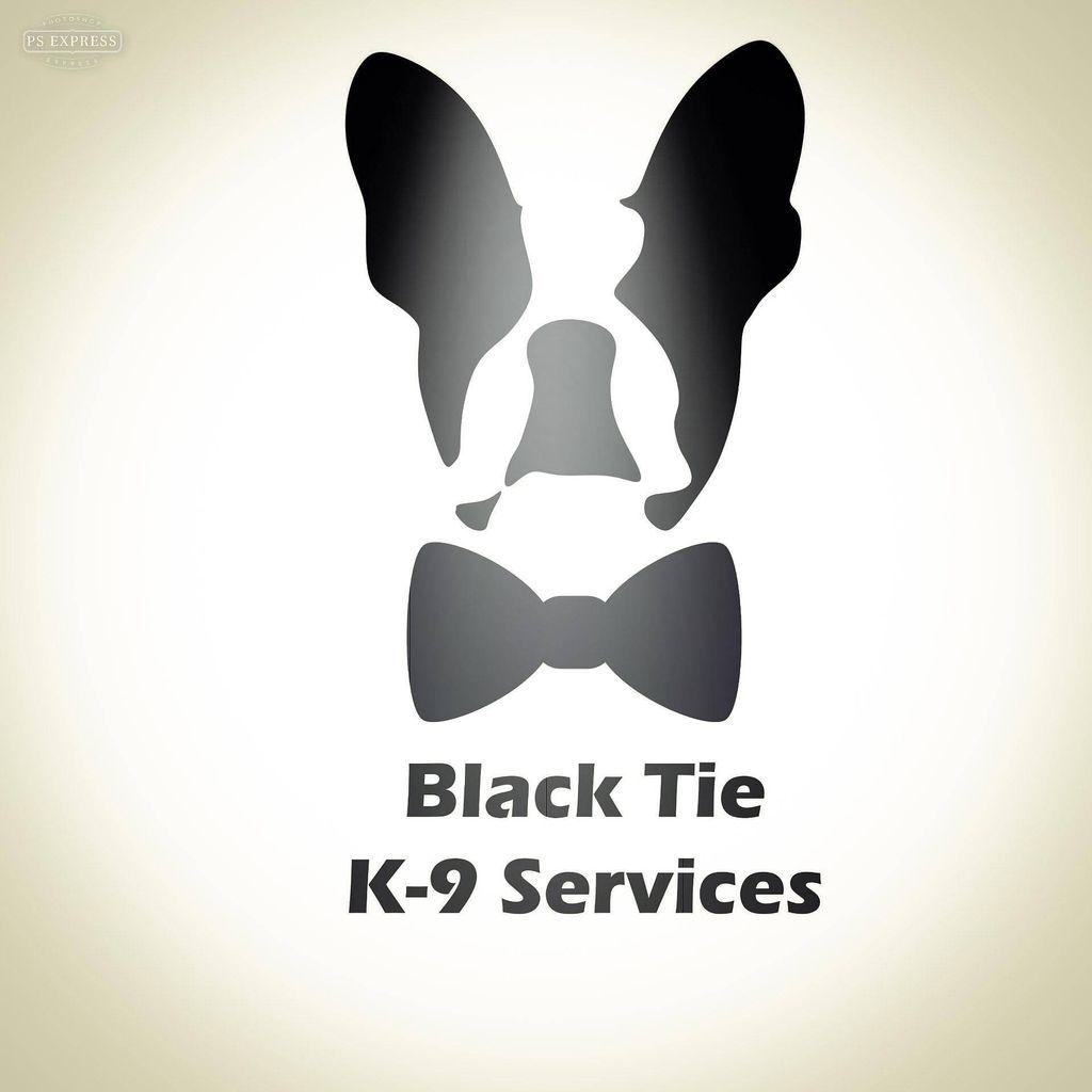 Black-Tie K9 Services