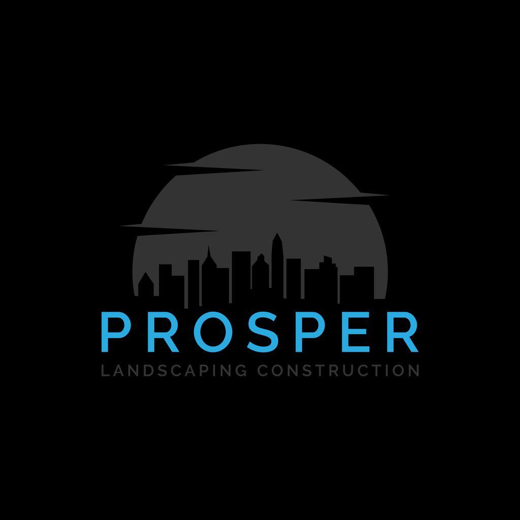 Prosper Landscaping & Construction