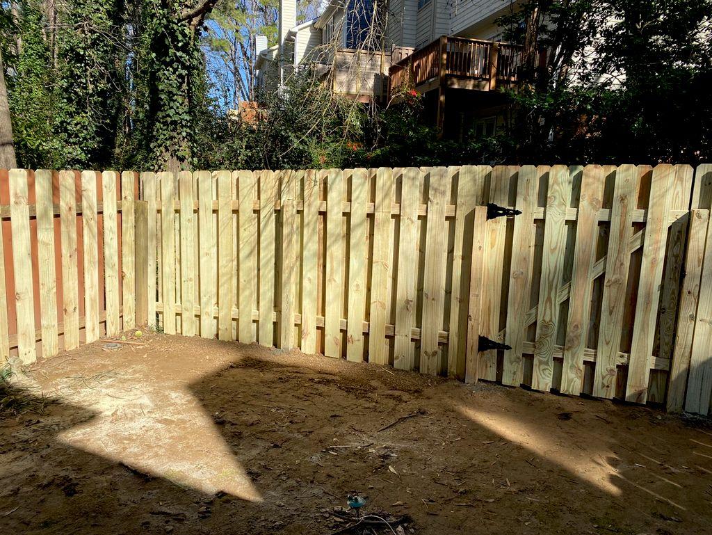 Fence and Gate Installation - Smyrna 2021