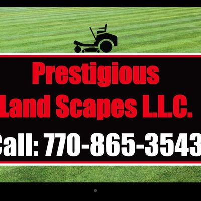 Avatar for Prestigious landscapes LLC