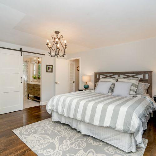 Master Bath/Bedroom Remodel