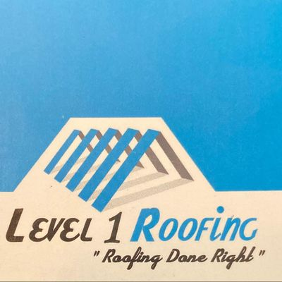 Avatar for Level 1 roofing