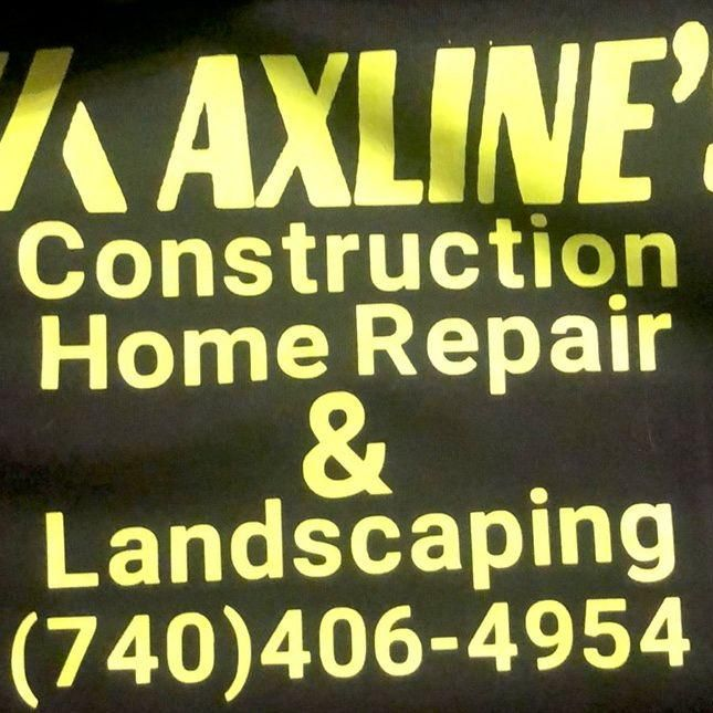 Axline's Construction , Repair and Landscaping