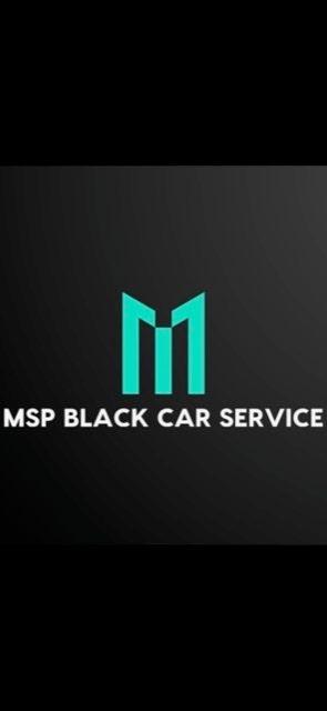 Msp airport black car Service