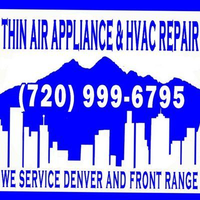 Avatar for Thin Air Appliance & HVAC Repair