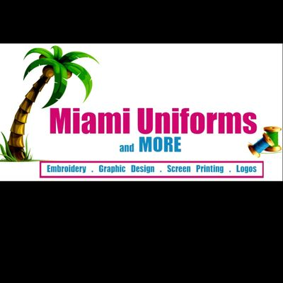 Avatar for Miami Uniforms & More- Logos-Embroidery-Printing