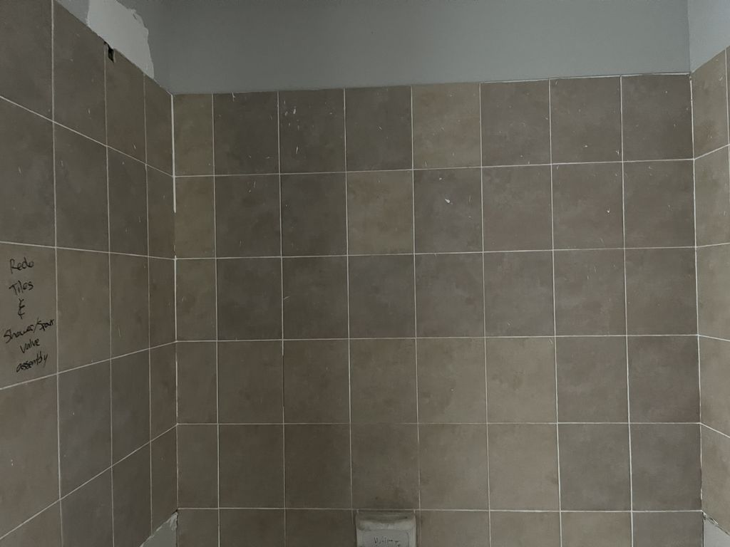 2 Bathrooms Tile and drywall removal-