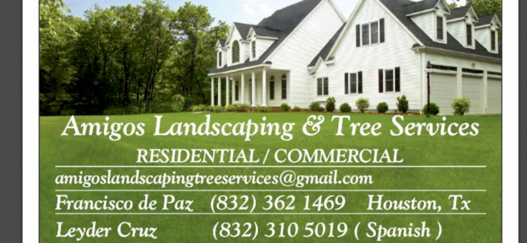 Amigos Landscaping & Tree Services