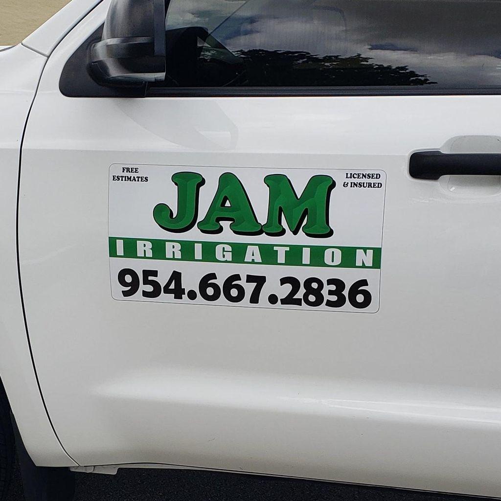 JAM irrigation inc.