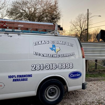 Avatar for Texas comfort Ac and heating services