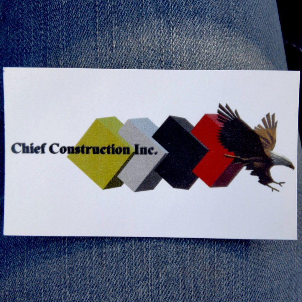Chief Construction Inc.