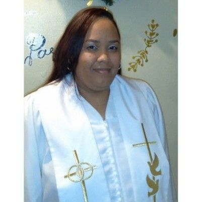 Pastor Calicia's Officiant Services