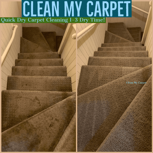 Clean My Carpet we care about our customer's and strive to provide top notch service!