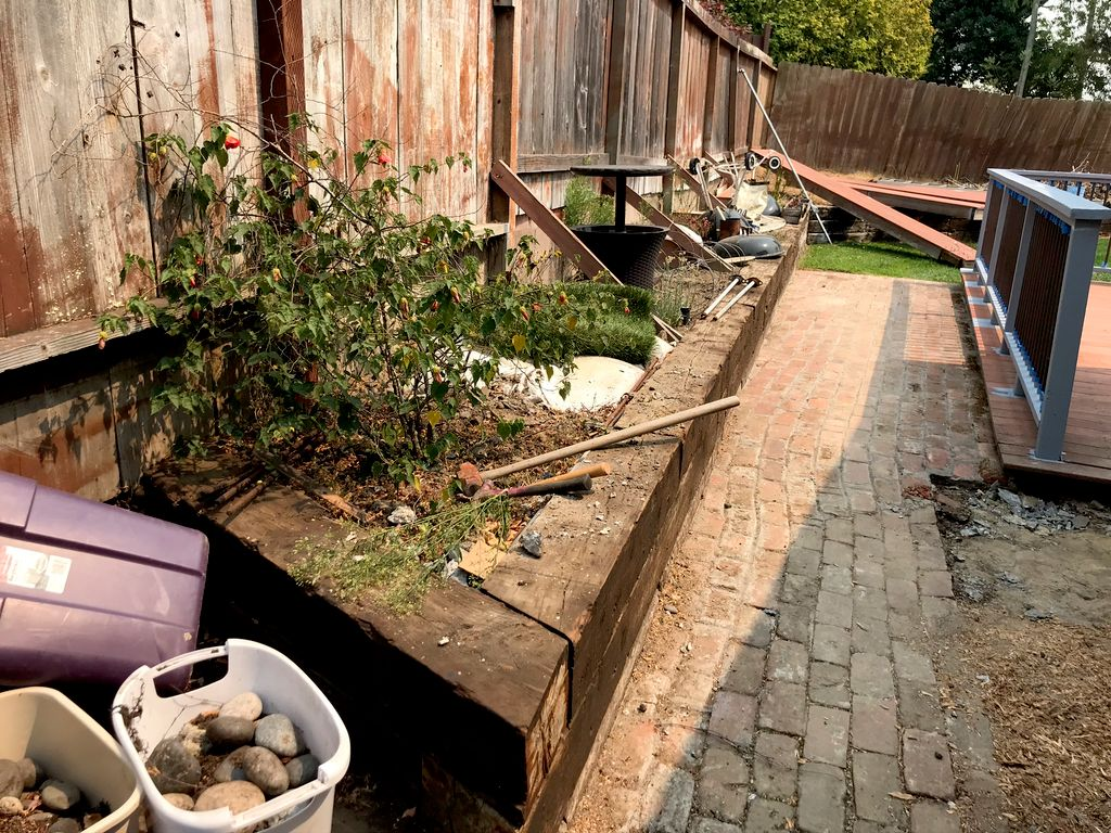 Backyard Excavation and Dirt Removal