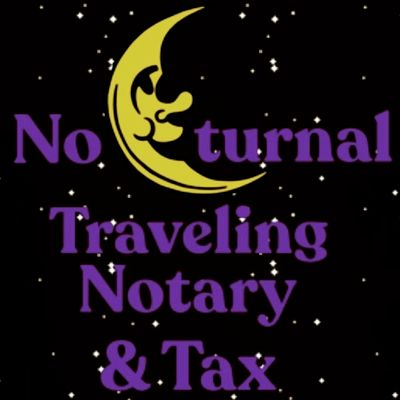 Avatar for Nocturnal Traveling Notary & Tax