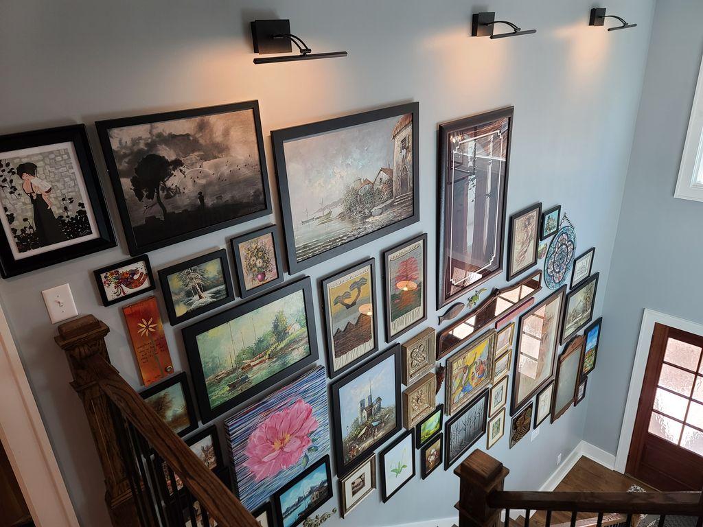 Grand Stairway Grouping