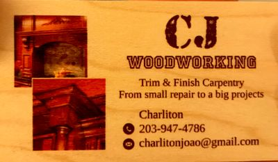 Avatar for CJ WOODWORKING