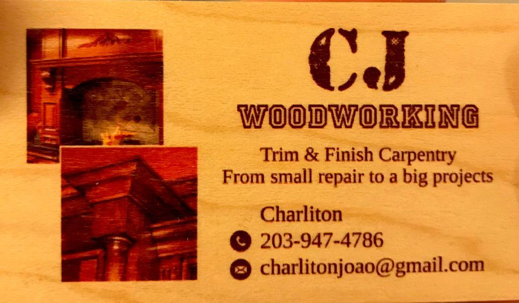 CJ WOODWORKING