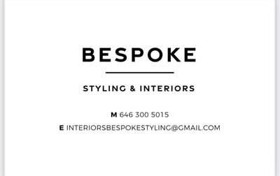 Avatar for Bespoke Styling & Interiors