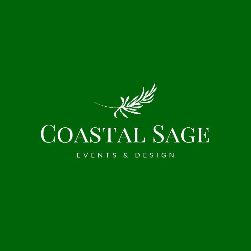 Coastal Sage Events & Design