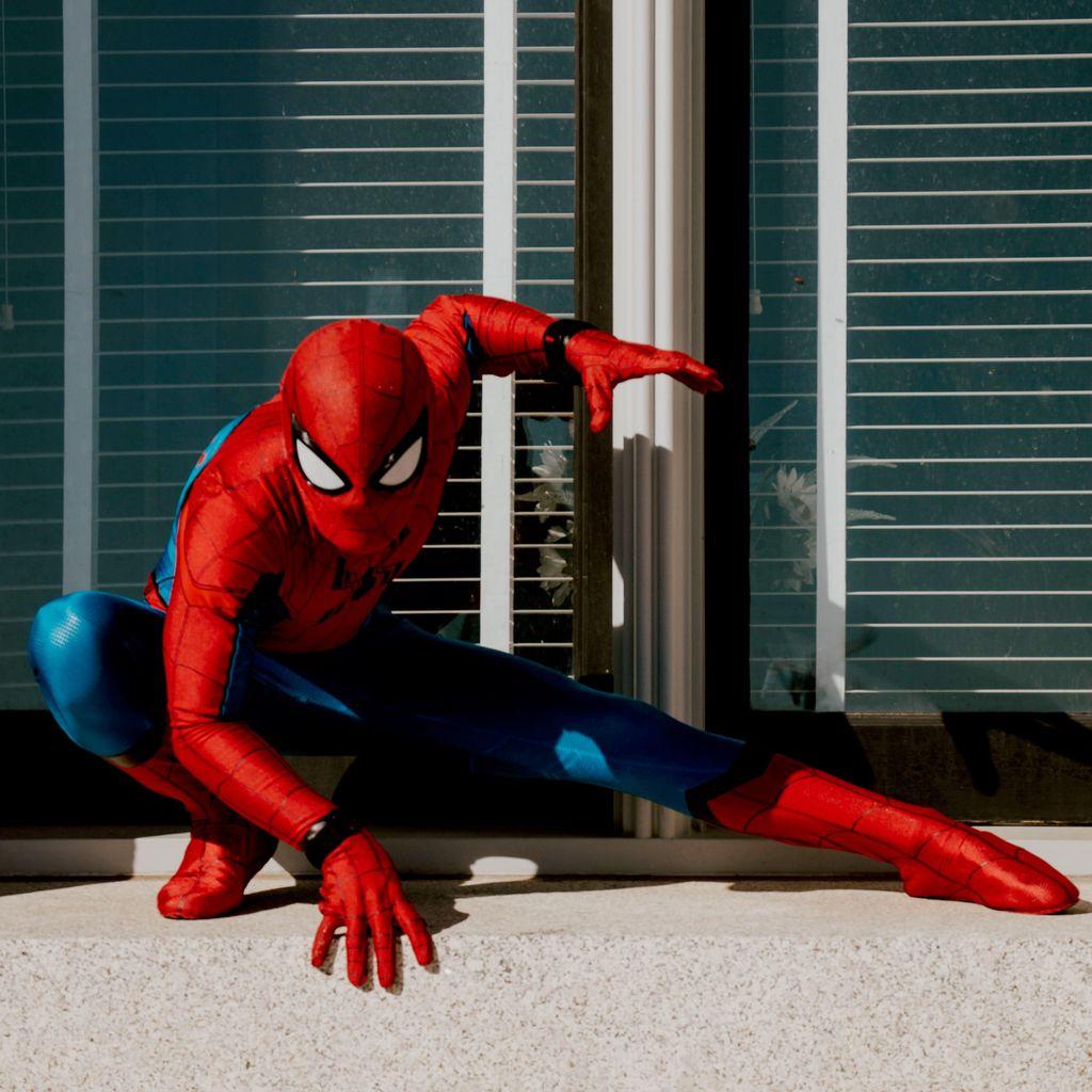You're Friendly Neighborhood Spider-Man