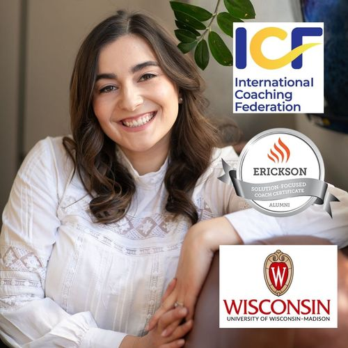 ICF Certified Life, Career & Business Coach