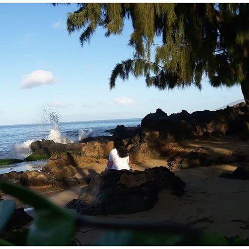 Meditation on Maui