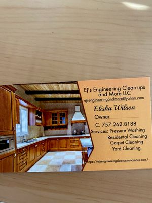 Avatar for Ej's Engineering Clean-ups and More LLC