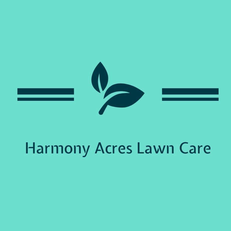 Harmony Acres Landscaping