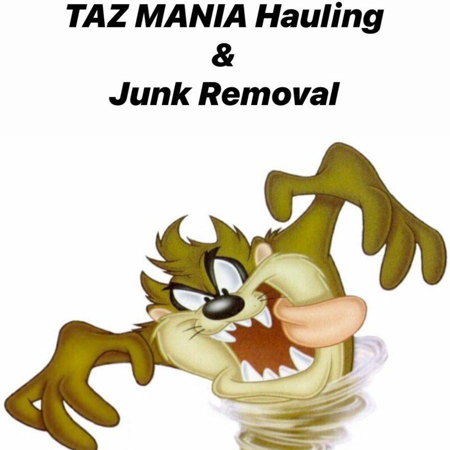 Taz Mania Junk Removal