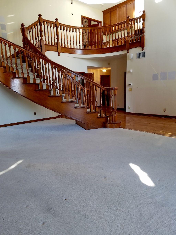 Full interior demolition