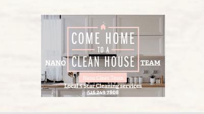 Avatar for Nano Clean Team
