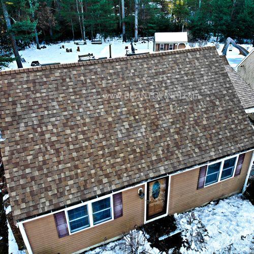 New Roof OC Trudef Duration Desert Tan