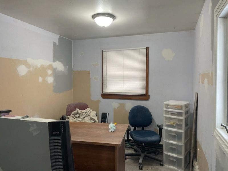 Re-do home office