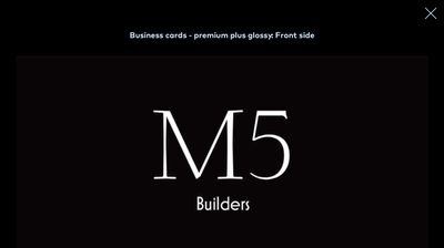 Avatar for M5 builders