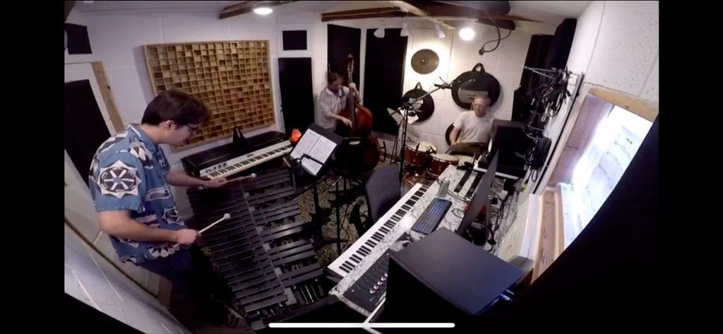 Jazz Trio Performance