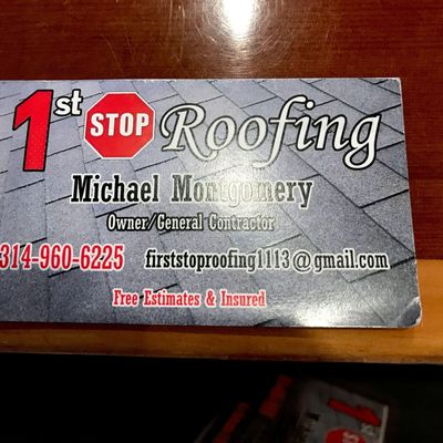 Avatar for First Stop Roofing