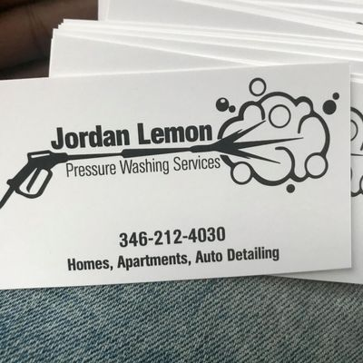 Avatar for Jordan Lemon Pressure Washing Services