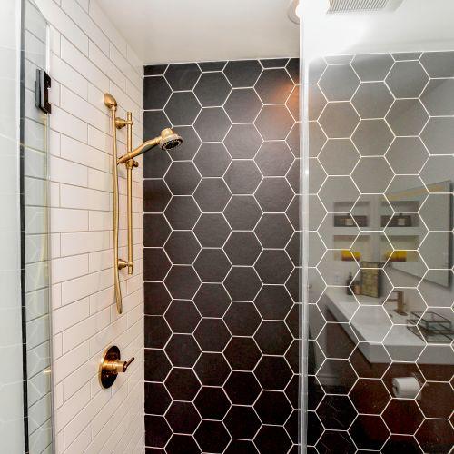 2 Bathroom remodel in Brentwood