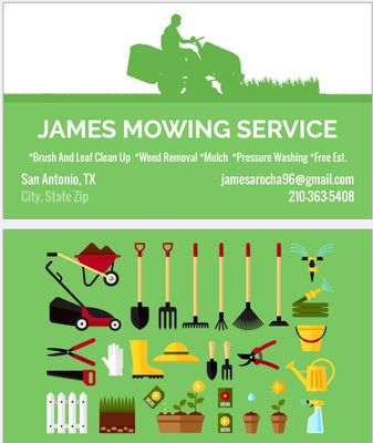 Avatar for James Lawn Care Service & Pressure washing.