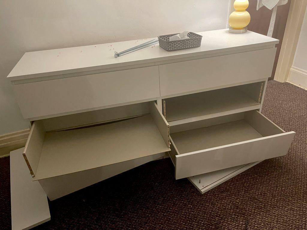 Repair dresser