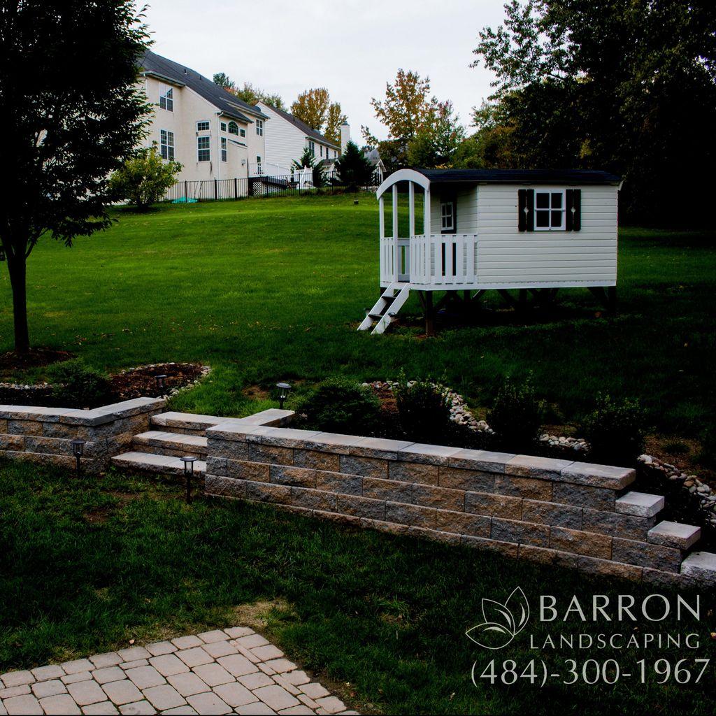 Barron Landscaping & Hardscaping