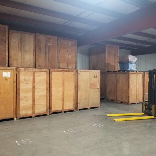 Variety of Storage Options